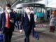 Με μάσκες στο Λονδίνο οι παίκτες του Ολυμπιακού – Δείτε φωτογραφίες – News.gr